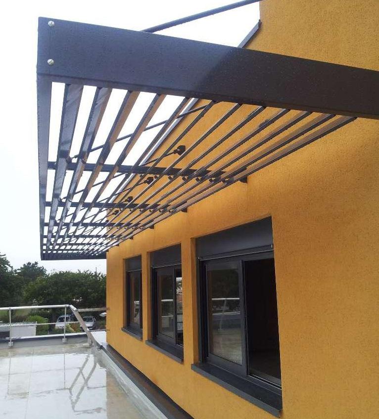 Metallerie Bocquier Fabrication Occultant Et Protection