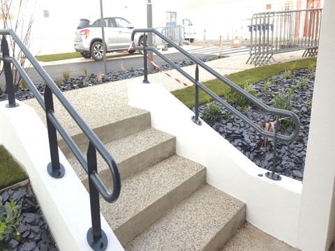 metallerie bocquier fabrication accessibilit pour personne mobilit r duite. Black Bedroom Furniture Sets. Home Design Ideas